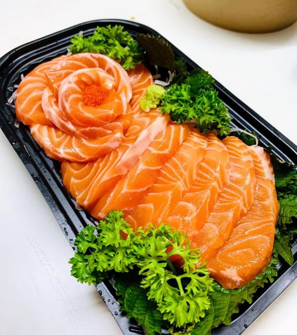 Địa chỉ ăn Sushi ngon, Sussert - Fusion Sushi Takeaway 2