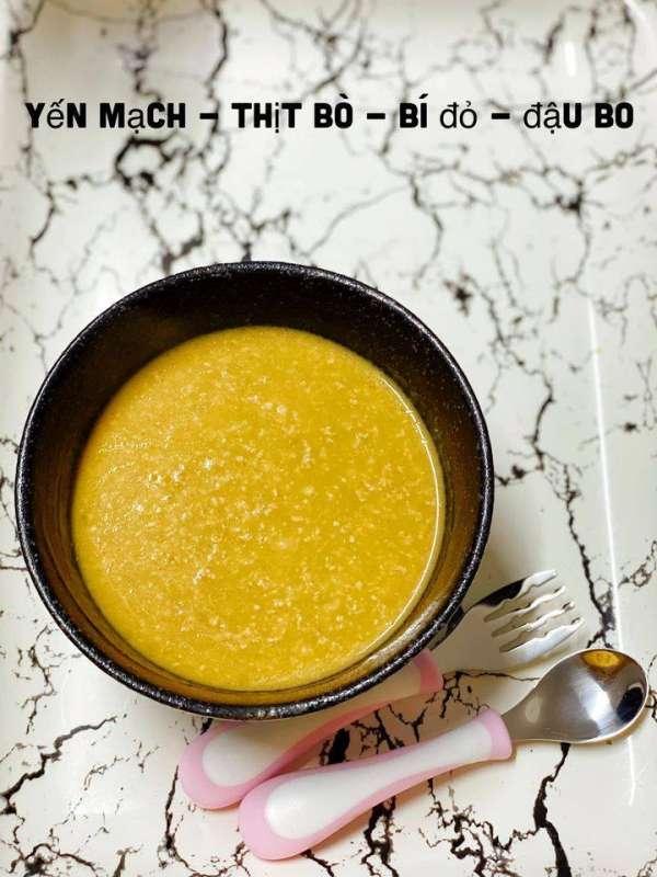 Cách nấu Cháo Ăn Dặm cho bé - kinh nghiệm của bà mẹ bỉm sữa 11