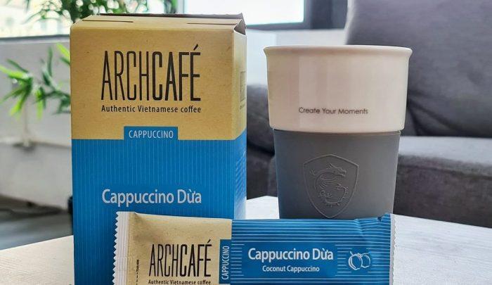 [Review] - Thưởng Thức Cafe ARCHCAFÉ 6