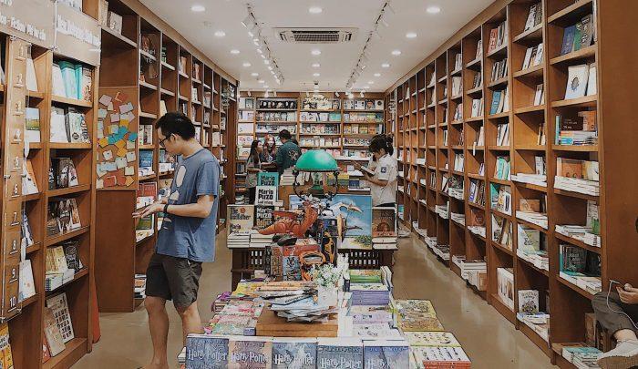 [Review] - Books & Coffee - Cafe Sách số 3 Nguyễn Quý Đức, Thanh Xuân 63