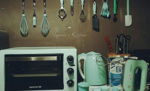 [Tâm Sự] - Yêu Bếp, yêu bản thân mình hơn 48