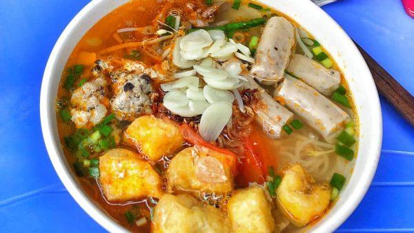 [Review] - Quán Bún Ngon khu Quảng Bá, Tây Hồ
