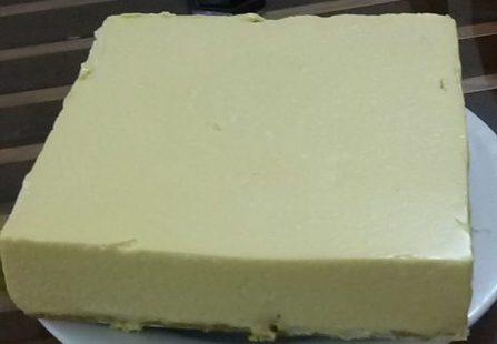 [Món ngon mỗi ngày] - Bánh Cheesecake xoài chanh leo béo béo ngậy ngậy 58
