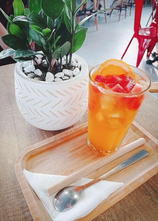 [Review] - 10zone coffee, Tầng 7, 70 Trần Đại Nghĩa 4
