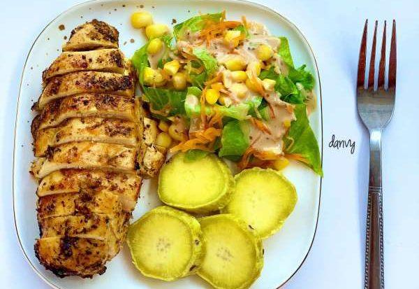 13+ món ăn hằng ngày để giảm cân sau sinh, giảm 60-70% 57