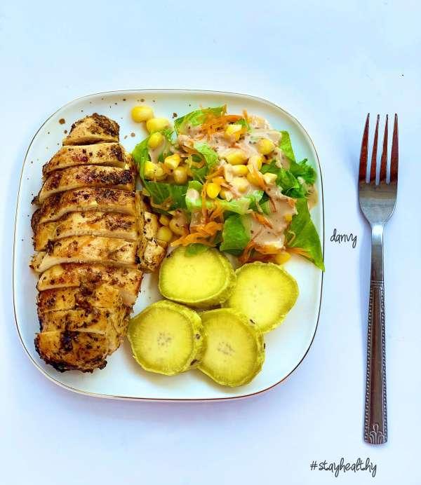 13+ món ăn hằng ngày để giảm cân sau sinh, giảm 60-70% 2
