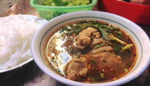 [Review] - Bún Ốc bà Bông - Trung Tả Khâm Thiên 65