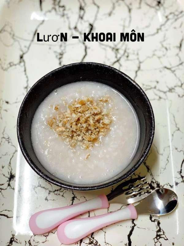 Cách nấu Cháo Ăn Dặm cho bé - kinh nghiệm của bà mẹ bỉm sữa 9