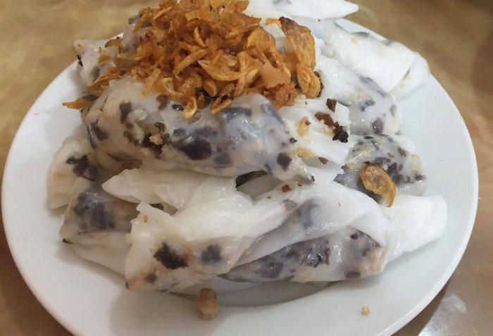 [Review] - Bánh cuốn ở đường Thái Thịnh 56