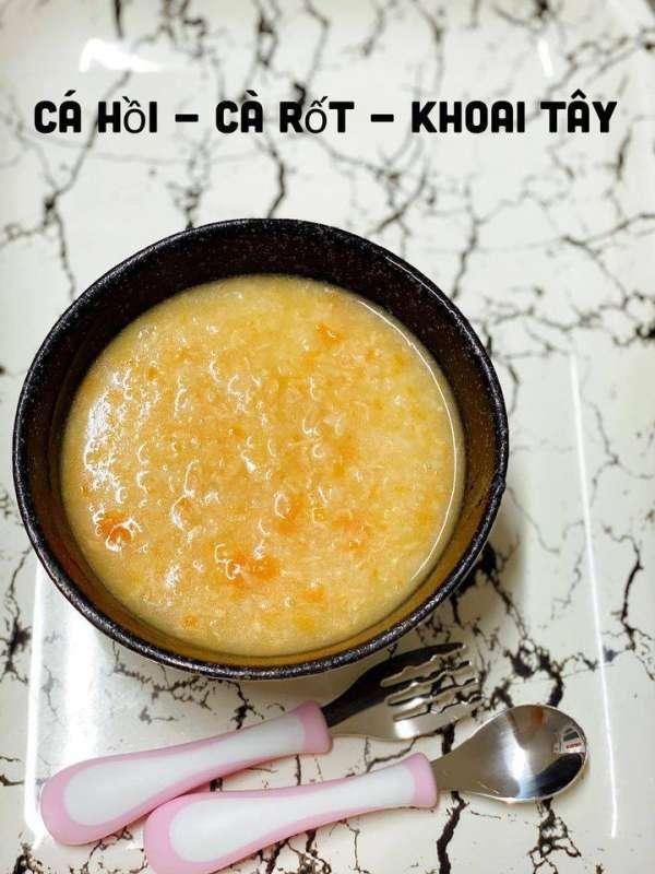 Cách nấu Cháo Ăn Dặm cho bé - kinh nghiệm của bà mẹ bỉm sữa 8