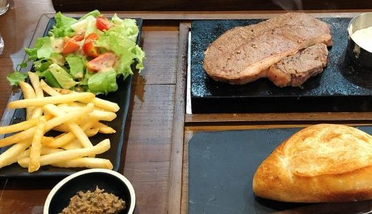 [Review] - Sumo Steak - 30 Nguyễn Hữu Huân 54