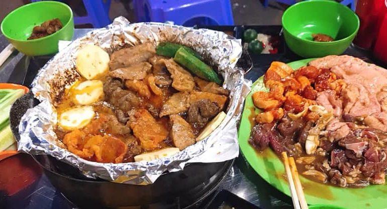 [Hỏi Đáp]- Địa chỉ ăn nầm bò nướng ngon ở khu vực Hà Nội 13