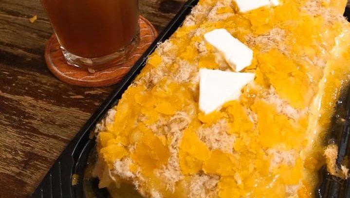 [Review] - Bánh BÔNG LAN TRỨNG MUỐI ngon 6