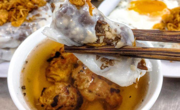 Bánh cuốn nóng & Mỳ gà tần - Đặng Văn Ngữ