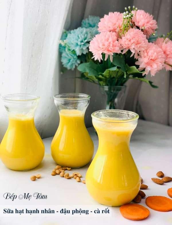 7 công thức Sữa Hạt rất tốt cho sức khỏe, cải thiện chất lượng sữa mẹ 5