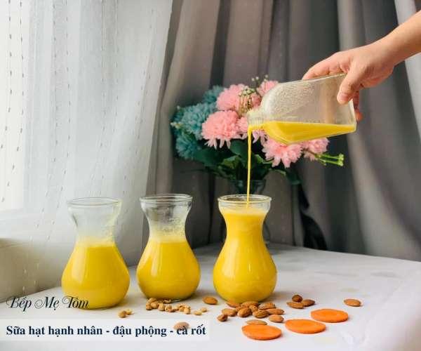 7 công thức Sữa Hạt rất tốt cho sức khỏe, cải thiện chất lượng sữa mẹ 4