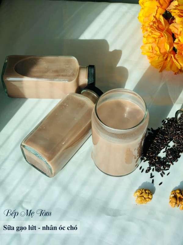 7 công thức Sữa Hạt rất tốt cho sức khỏe, cải thiện chất lượng sữa mẹ 6