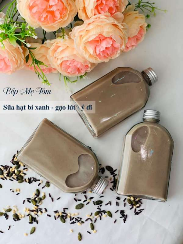 7 công thức Sữa Hạt rất tốt cho sức khỏe, cải thiện chất lượng sữa mẹ 11