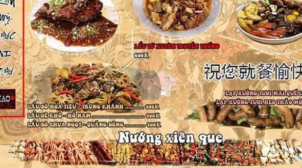 [Góc giới thiệu] - Quán đồ ăn Trung, Trung hoa ẩm thực 11