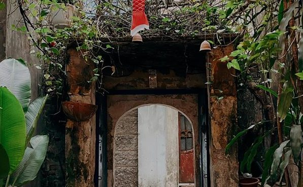 [Review] - HÀ NỘI XƯA TẠI CAFE CUỐI NGÕ, Cầu Giấy 61