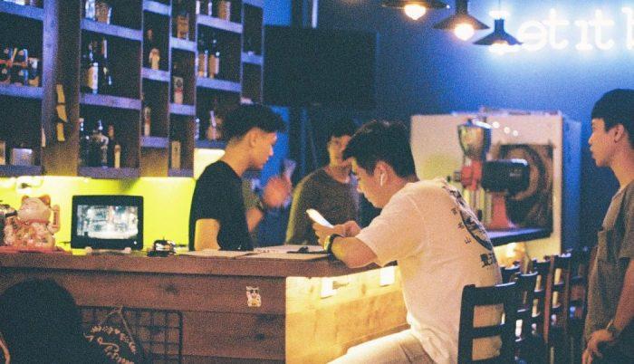[Review] - Ashtray Coffee, Bar nhỏ trong ngõ 170 Hoàng Ngân 50