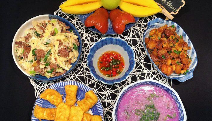 Rảnh là vào bếp - Trang trí món ăn siêu đẹp 68