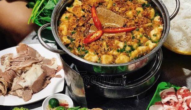 Review quán ăn ngon khu vực Phúc Tân