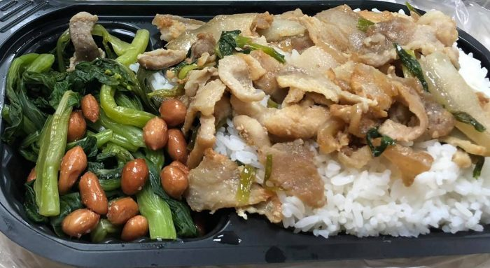 [Góc Chán] - Suất cơm 50k của quán Bếp Việt, Cơm Văn Phòng Online 58