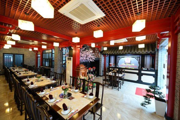 [Review] - Nhà hàng Lẩu Nấm Tràng An 13