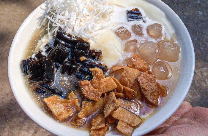 Tào phớ thập cẩm - A6 Chợ Nam Đồng, Đống Đa