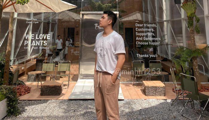 [Review] - ForDeer Coffee 116 Mai Hắc Đế, KHÔNG KHÍ TROPICAL NGAY GIỮA LÒNG HÀ NỘI 24