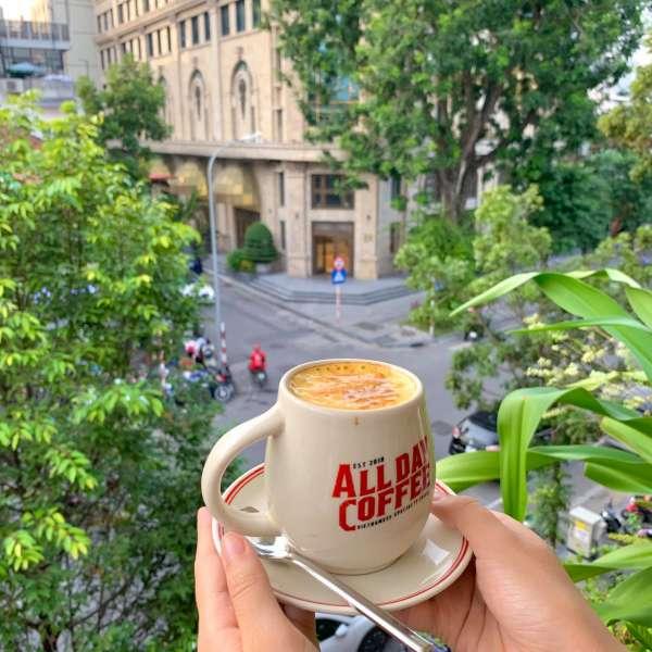 [Review] - Top 7 quán Cafe Trứng ngon ở Hà Nội 3