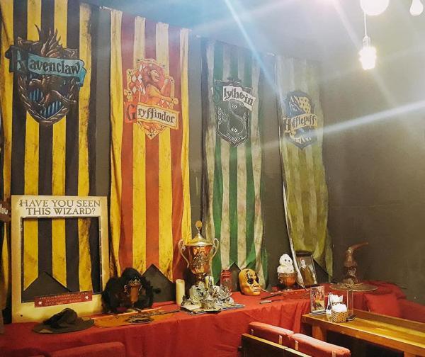 [Review Quán Coffee ] - Always 8B Hàng Tre (Dành cho fan của Harry Potter) 5