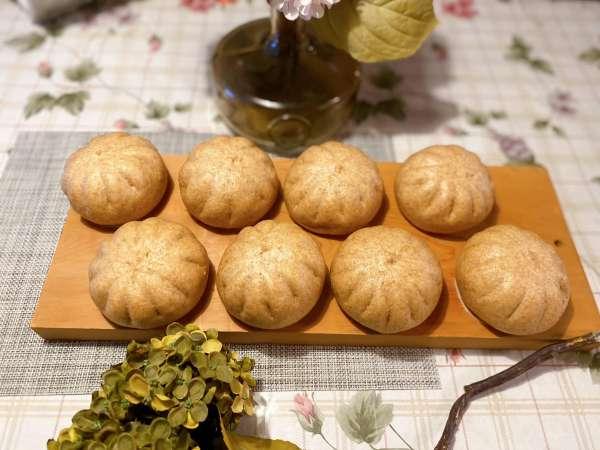 Cách làm Bánh Bao Chay, Bánh Bao DIET giảm cân, BÁNH BAO BỘT MÌ NGUYÊN CÁM 11