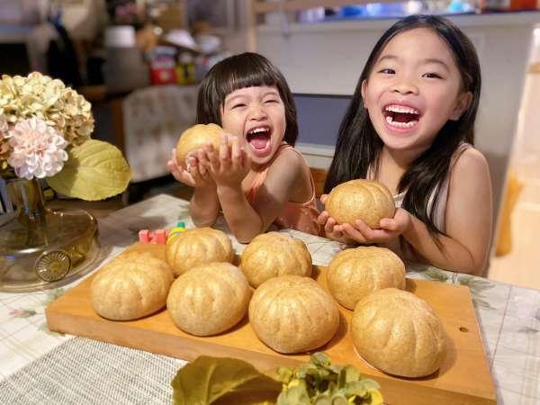 Cách làm Bánh Bao Chay, Bánh Bao DIET giảm cân, BÁNH BAO BỘT MÌ NGUYÊN CÁM 67