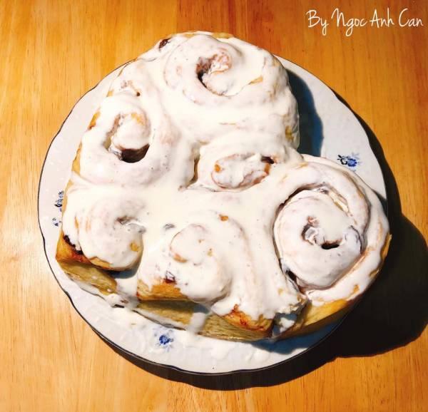 [Công Thức] Cách làm Bánh mì sữa Nhật Bản siêu mềm thơm, nhồi tay nhanh, dễ 9