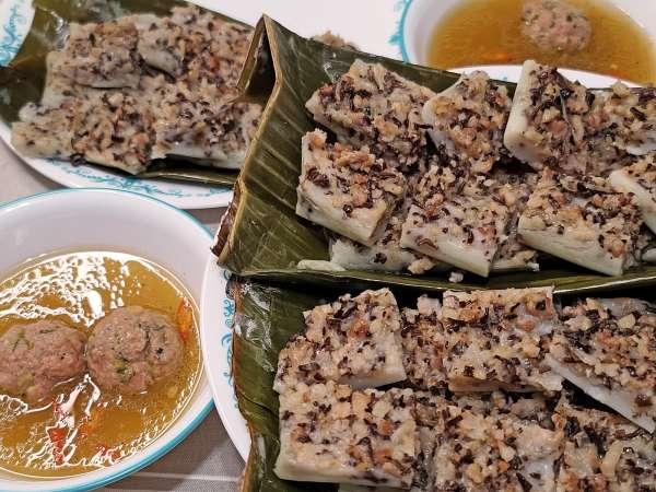 Cách làm món Bánh Bèo Hải Phòng - Tâm sự ăn tết Việt Nam 4