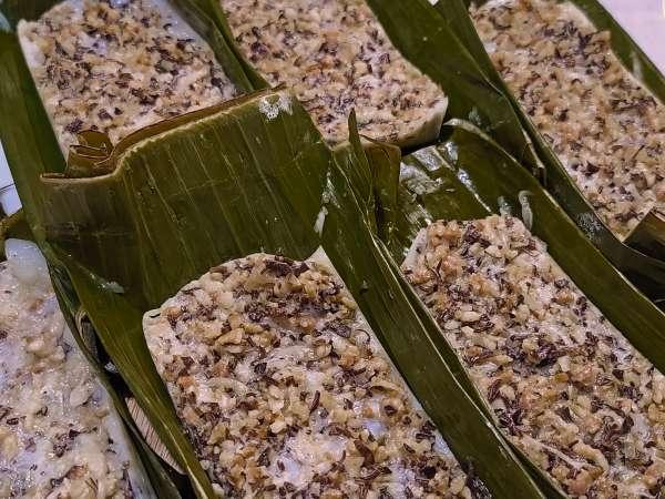 Cách làm món Bánh Bèo Hải Phòng - Tâm sự ăn tết Việt Nam 6