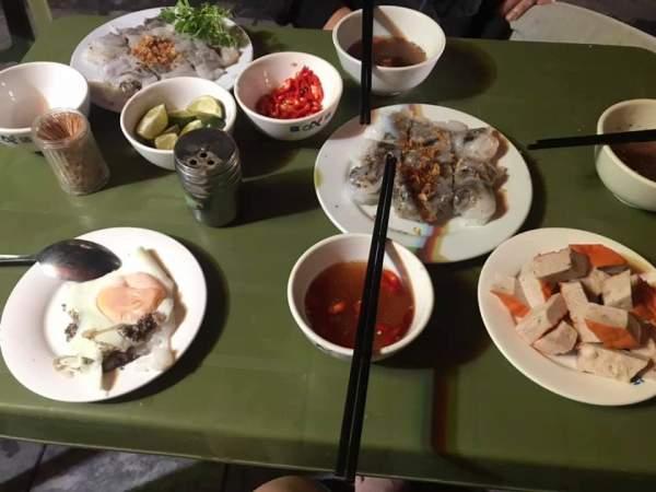 [Review Tệ] - Bánh Cuốn Nóng, 28 phố Hà Trung 52
