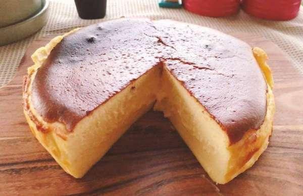 Công Thức Bánh Phô Mai Nướng Cháy - Basque Burnt Cheese Cake 1