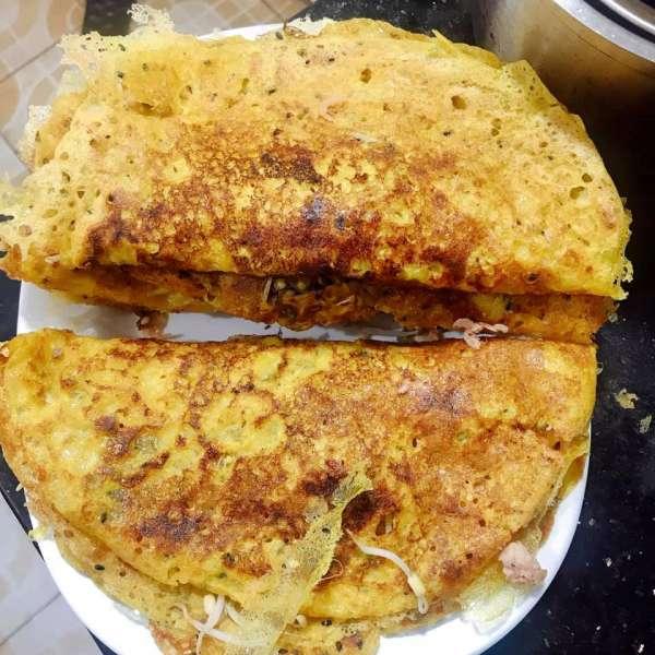 Cách làm Bánh Xèo ngon xịn mịn made by Nghienbep 3