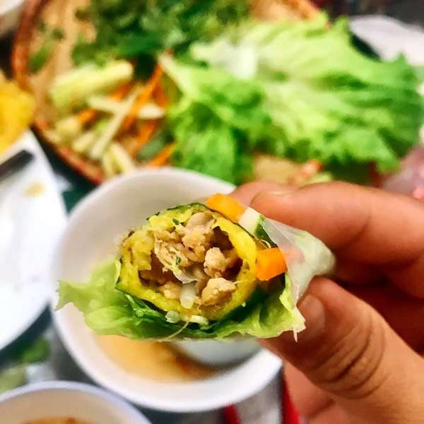 Cách làm Bánh Xèo ngon xịn mịn made by Nghienbep 2
