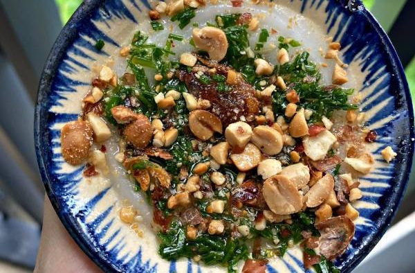 Cách làm Bánh bèo lá hẹ mắm nêm - Đặc sản Đà Nẵng 74