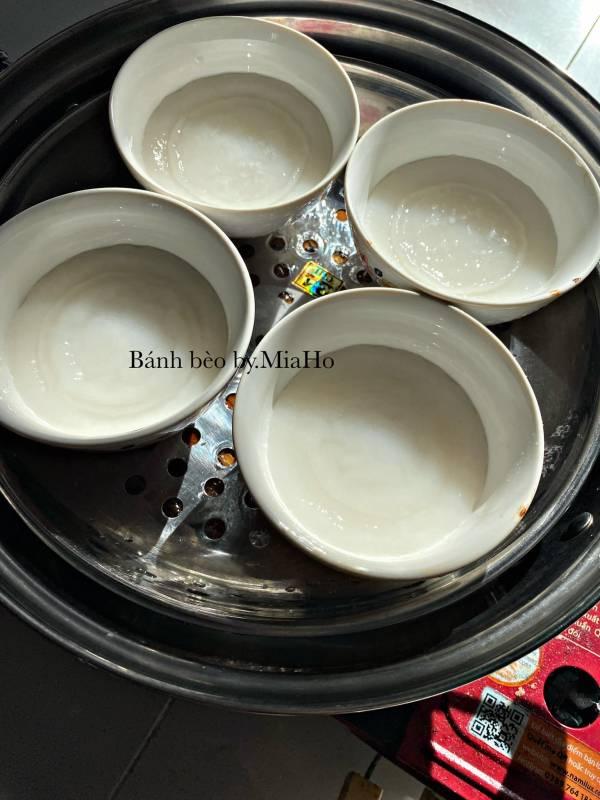 Cách làm Bánh bèo lá hẹ mắm nêm - Đặc sản Đà Nẵng 6