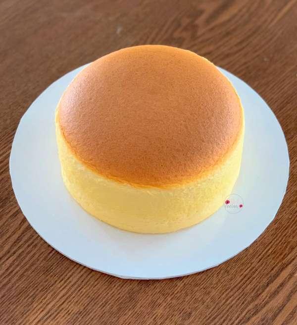 Cách làm Bánh bông lan phô mai Nhật Bản, mềm nhẹ và tan trong miệng 3