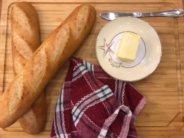 [Công Thức] Làm bánh mì Việt Nam lai kiểu Pháp Mỹ, Cách làm Bánh mỳ Baguette 12