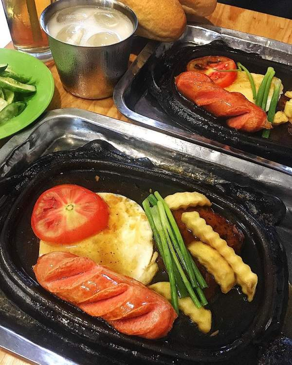 Tổng hợp 99 quán ăn ngon Khu Tây Sơn, Đống Đa, Hồ Đắc Di - Ăn Gì Hôm Nay 8