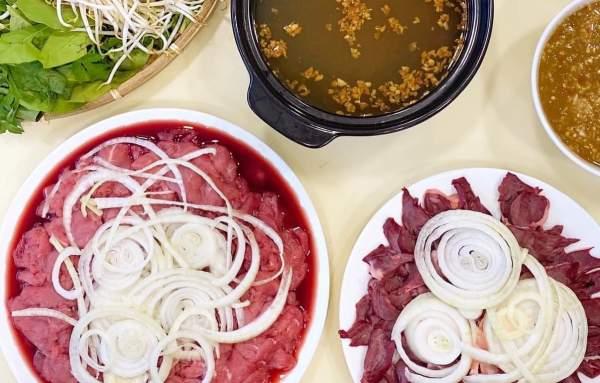 [Công Thức] Bò và Tim Heo nhúng giấm ngon dễ làm 5
