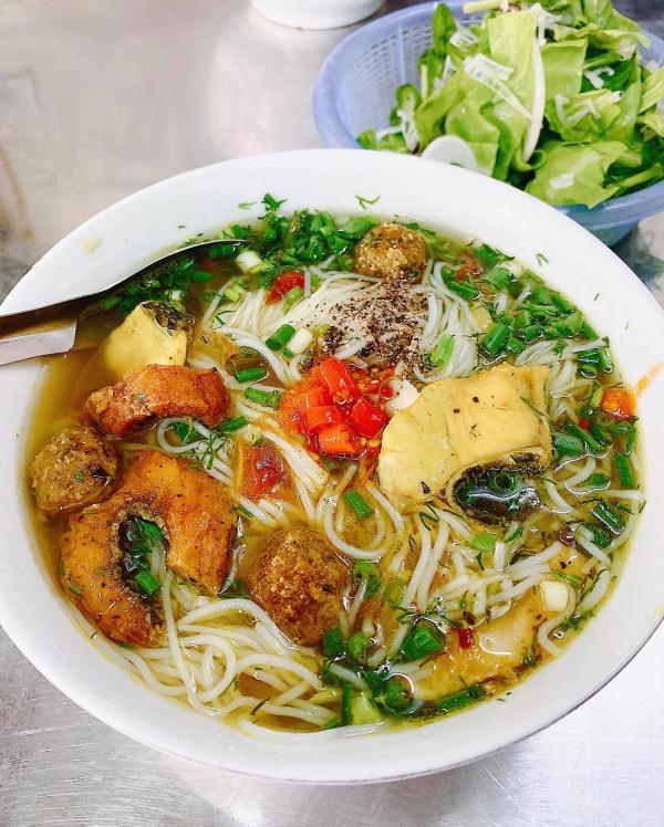 [Review] - Bún cá quả Ngô Quyền - TX Sơn Tây 3