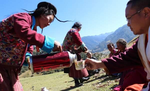 BẾP LỬA HẠNH PHÚC GIỮA THẢO NGUYÊN HIMALAYA ĐÔNG BHUTAN